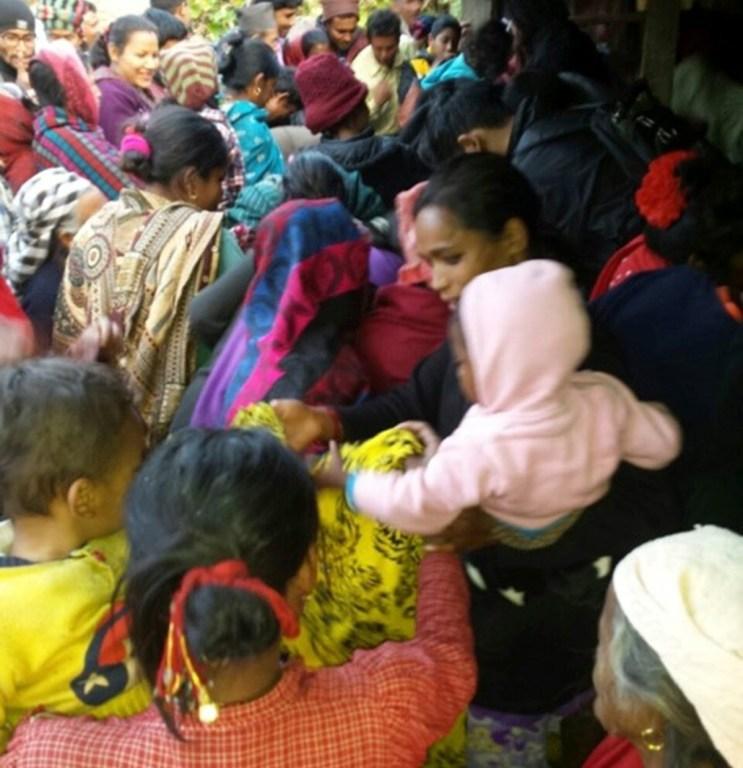 Supplies Distribution