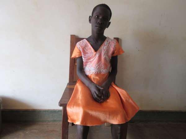 5-year-old Par Nyariak