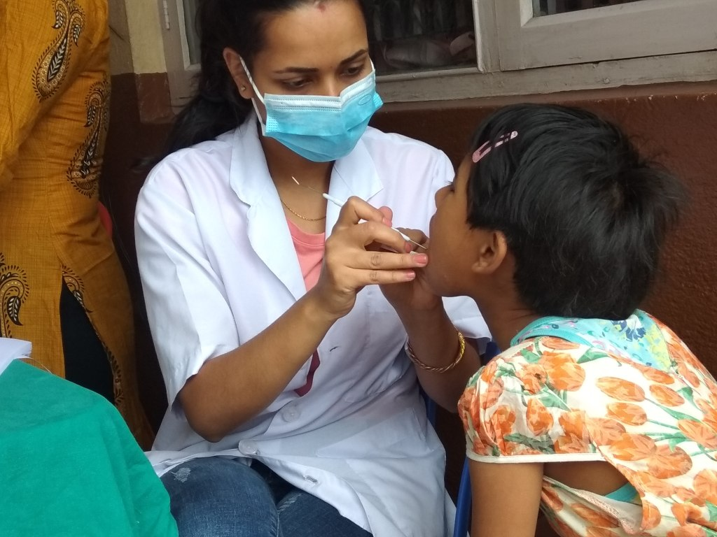 AS Nepal OS Q2 2019 Dental check-up