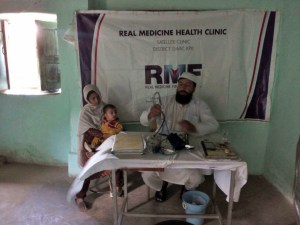 Real Medicine Foundation - more photos.