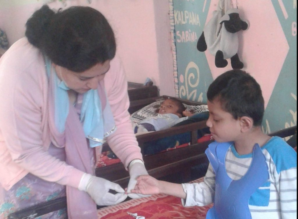 AS Nepal NCO Q2 2017 HIV Screening Camp(4)