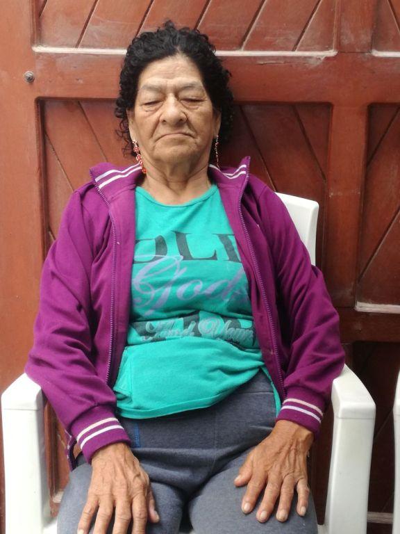 Mrs. Olga Diaz
