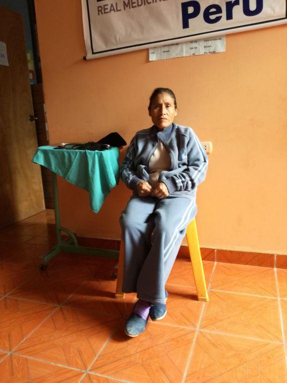 Ms. Lidia Severiana Huamani Quispe