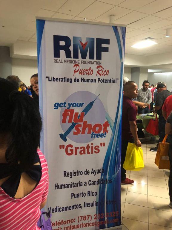 Real Medicine Foundation - more photos.