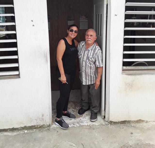 Marisol with Salgado