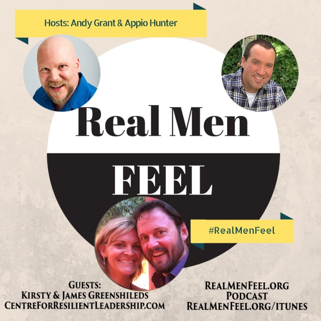 Real Men Feel with The Greenshields