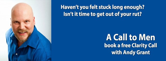 Book a Clarity Call with Andy Grant