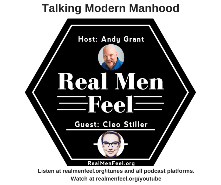 Talking Modern Manhood with Cleo Stiller