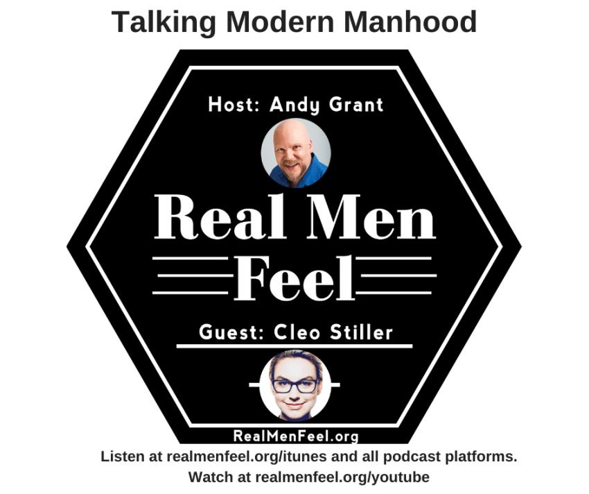 Talking Modern Manhood with Cleo Stiller