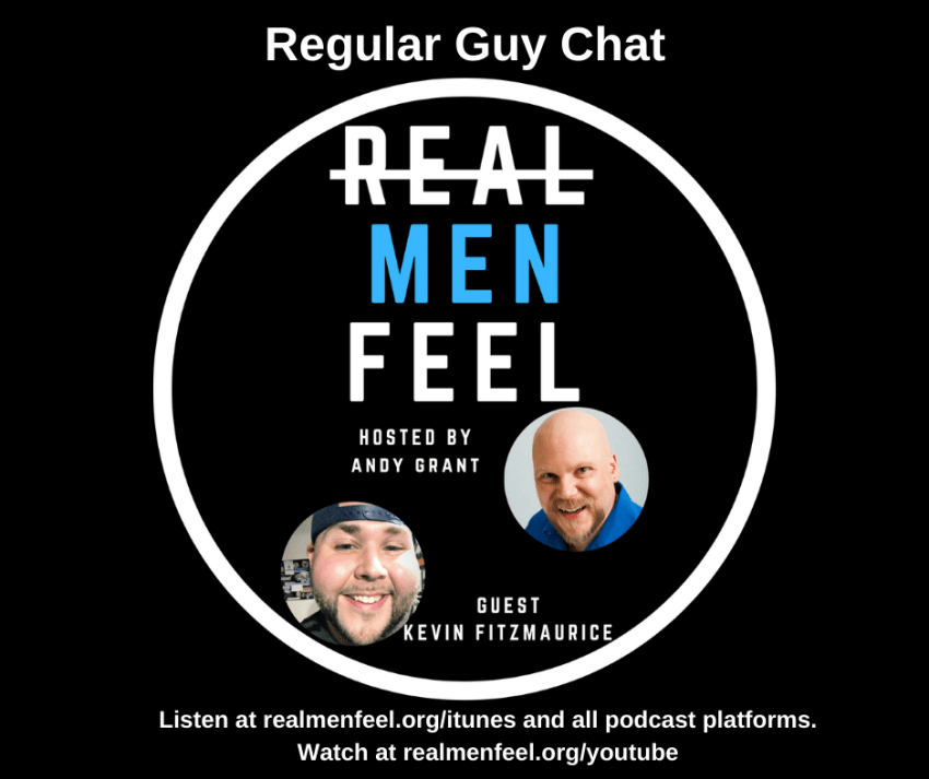 Regular Guy Chat with Kevin Fitzmaurice