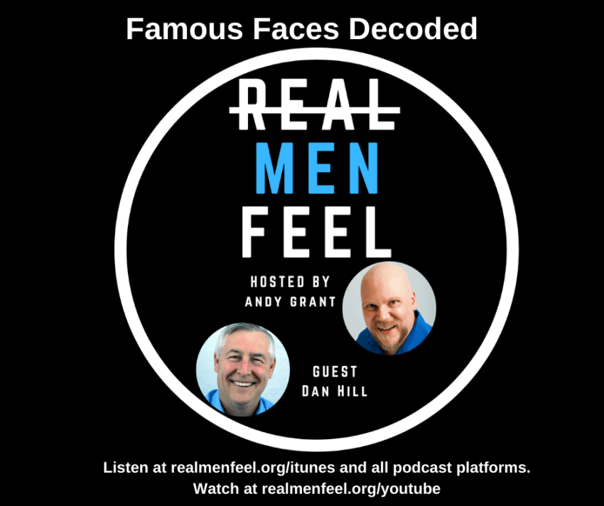 Famous Faces Decoded with guest, Dan Hill