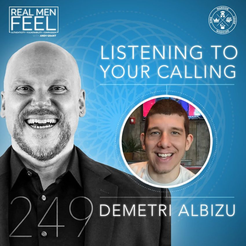 demetri albizu listening to your calling