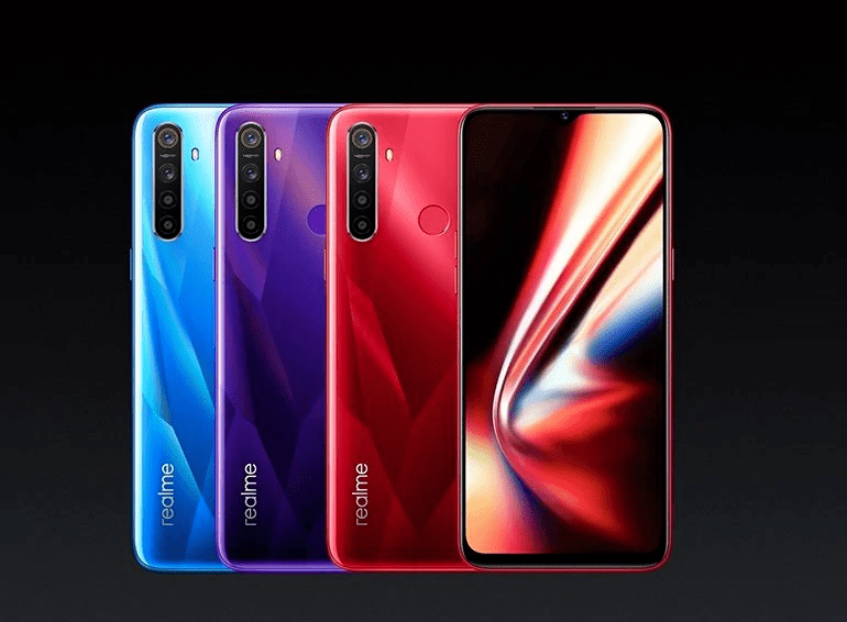 Realme 5s Android 10 Kernel Source Released - Realme Updates