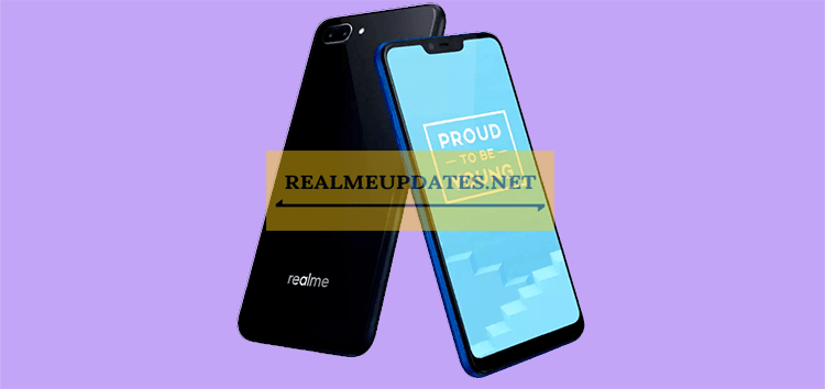 [A.71] Realme C1 November 2020 Update Released In India Brings November 2020 Android Security Patch, Optimized System Performance & More - Realme Updates