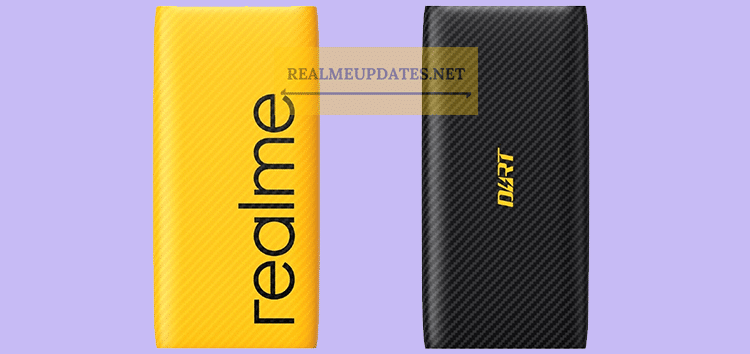 Realme Launched Realme 30W DART Powerbank With 10000mAh, Type-C Port Priced At INR 1,999 - Realme Updates