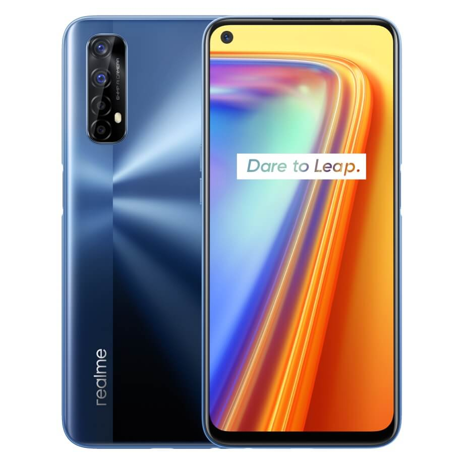 [A.43] Realme 7 August 2020 Security Patch Update Released In India Brings New Android Security Patch, 64M professional Mode, Optimized Fingerprint & Much More - Realme Updates