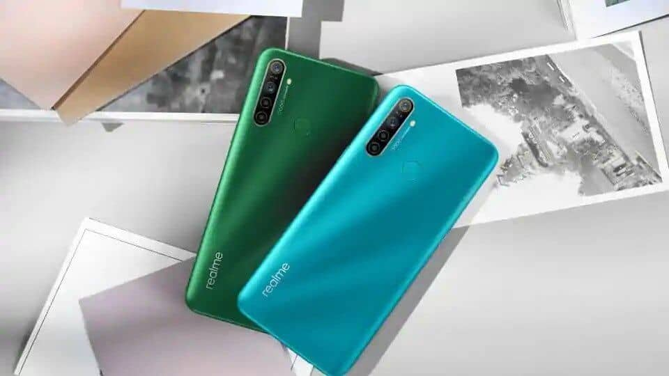 Realme 5i September 2021 Security Update Started Rolling Out In India - Realmi Updates