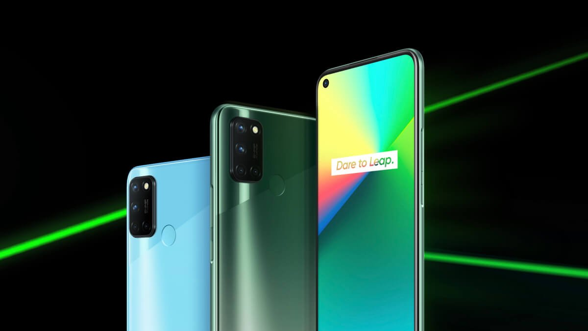 Finally, Realme 7i Launched In India: Specification, Features, Availability, Price in India & Much More - Realme Updates