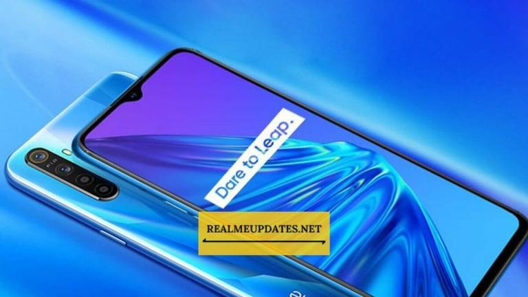[C.10] Realme 5 Pro January 2021 Security Update Released - Realme Updates