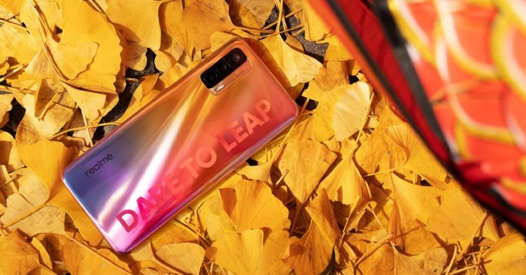 Download Realme V15 Stock Wallpapers In FHD+ - Realme Updates