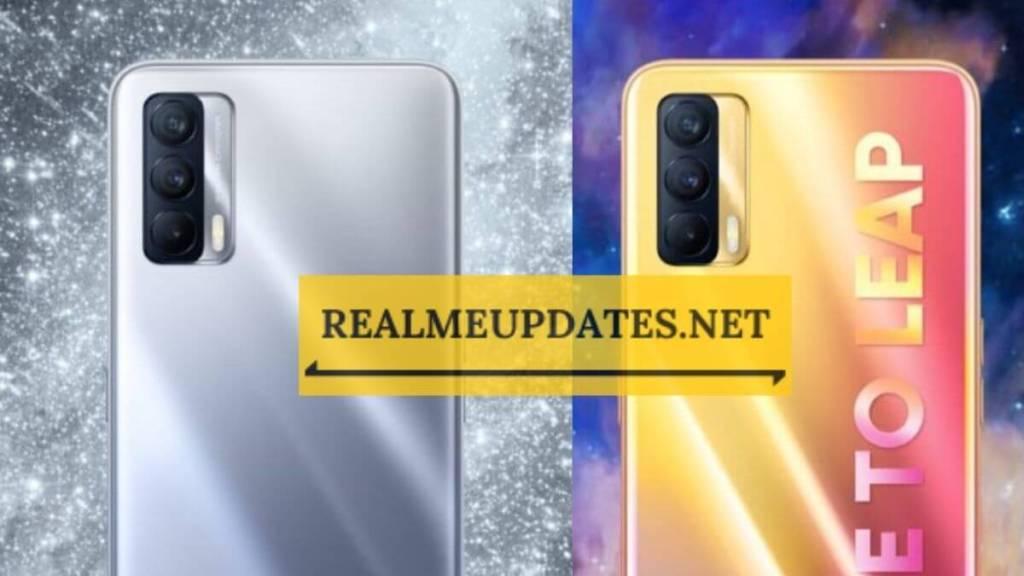 Realme X7 Colors - RealmeUpdates.Net