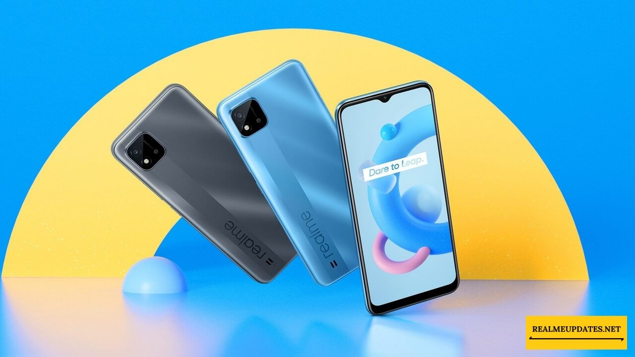 [A.33] Realme C21 Started Getting May 2021 Update In India