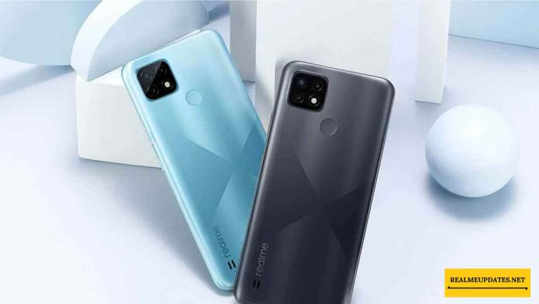 [A.33] Realme C21 May 2021 Update Released - Realme Updates