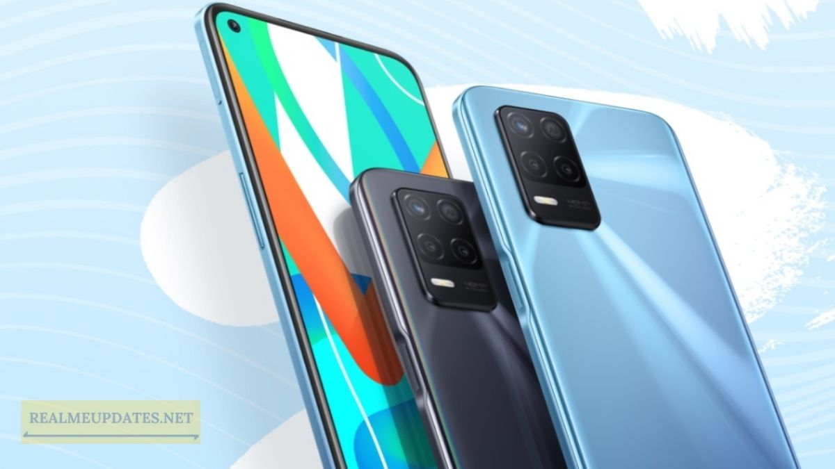 Realme V13 5G Grabs May 2021 Security Update - Realme Updates