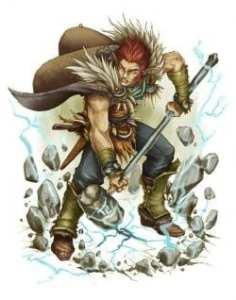 Wild Elf Elemental Shaman