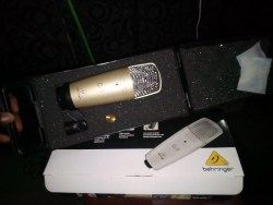 IMG_20190610_164140-300x226 N18,000 Behringer C1 Condenser Studio Mic With Mic Box for sale in Oshodi Lagos