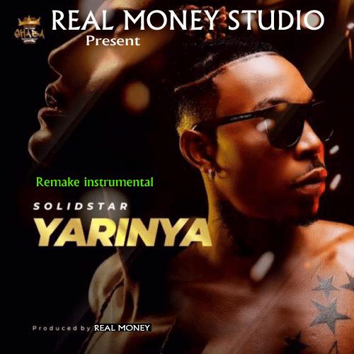 Instrumental – Yarinya by Solidstar (Prod. REAL MONEY STUDIO)