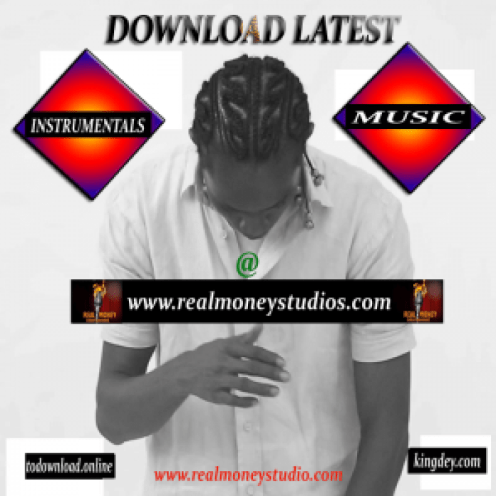 , Instrumental – Wizkid type of beat (Prod. by Tda Mr Producer), REAL MONEY STUDIO