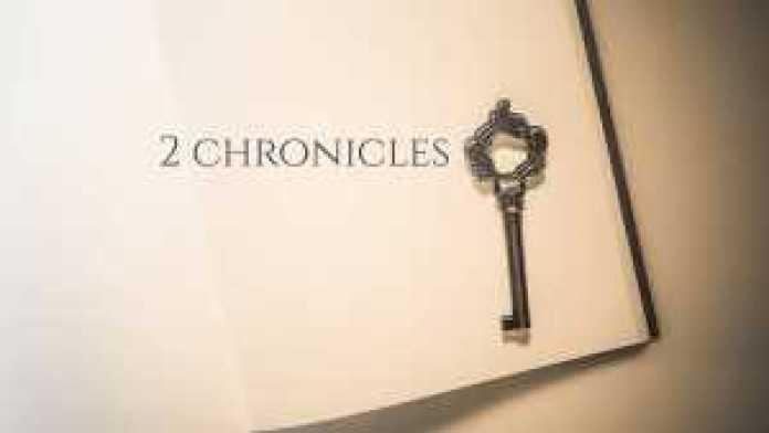 , HOLY BIBLE – 2 CHRONICLES 19 : 1 – 11, REAL MONEY STUDIO