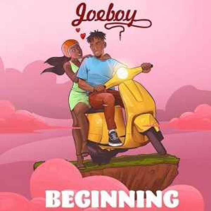 , Instrumental – Beginning by Joeboy (Prod. by Dstormbeatz), REAL MONEY STUDIO