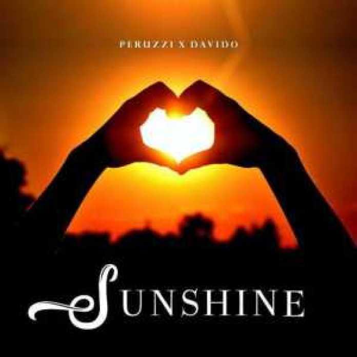 , Music – Sunshine by Peruzzi x Davido, REAL MONEY STUDIO