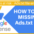 Copy of Google Adsense Fix Missing Ads.txt File BLOG 1024x576 1024x585