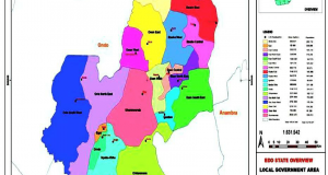 Edo State Local Government Areas
