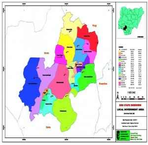 Edo State Local Government Areas