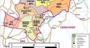 Map-of-Ebonyi-State-showing-the-sampled-Local-Government-Areas-Source MUSIC RECORDING STUDIO IN LAGOS 07067375485