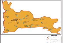 "Ogun State ""Local Government Areas (LGA)"