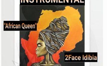 AFRICAN-QUEEN-artwork MUSIC RECORDING STUDIO IN LAGOS 07067375485