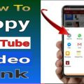 How to copy video link