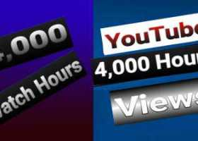 4000 watch hours times