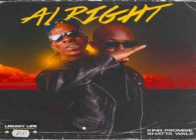 King Promise ft Shatta Wale – Alright