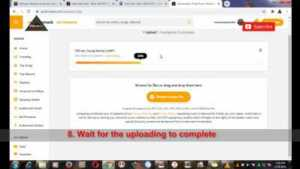 How to upload song on Audiomack