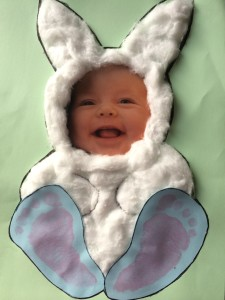 Easter Craft – Photo Bunny