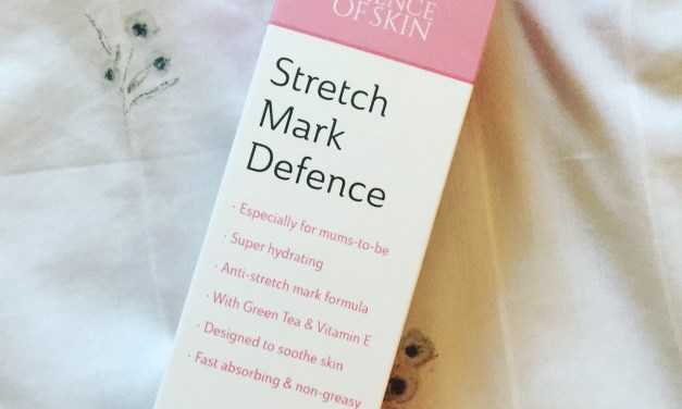 REVIEW – Science of Skin Stretch Mark Defence