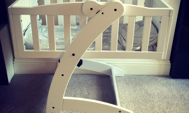 REVIEW – The MULTY by Ninnananna – Baby Crib Phase