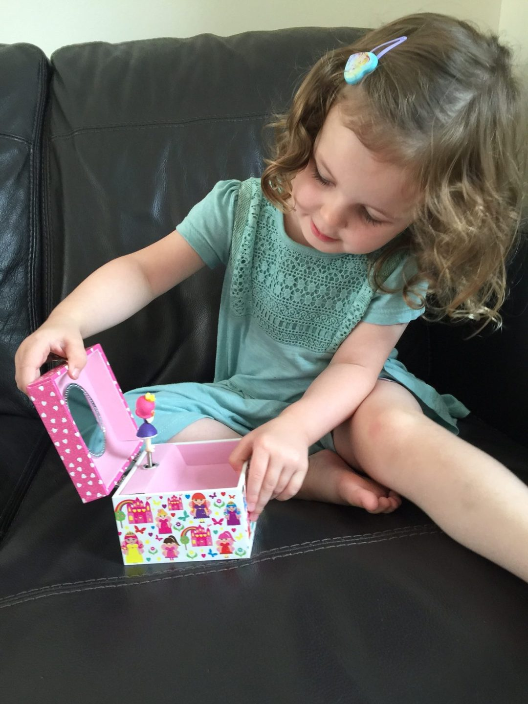 Wicked Uncle Fairy Jewellery Box