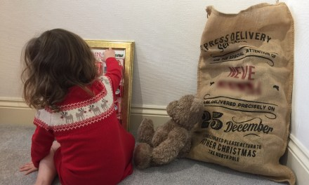 REVIEW – The Handmade Christmas Co. Personalised Sack